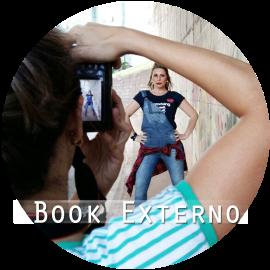 Curso Book Externo em salvador